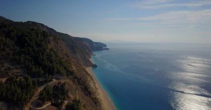 Egremnoi Lefkada Beach