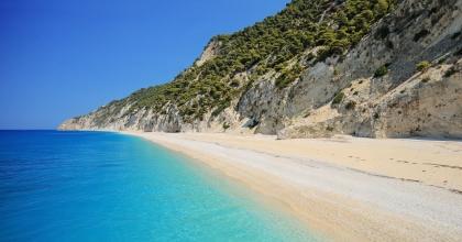 Egremnoi Beach Lefkada